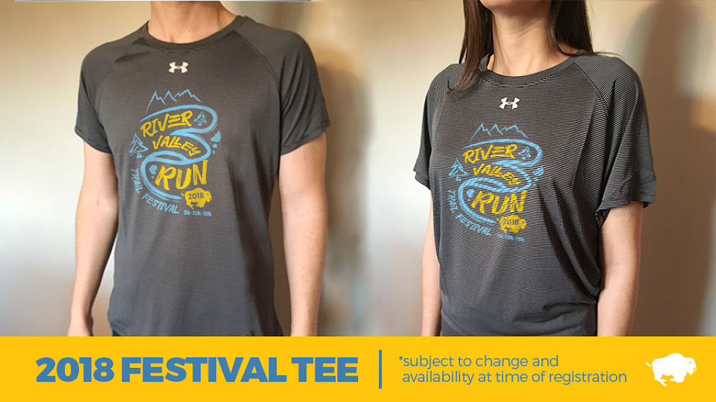 2018 Trail Festival Race Shirt