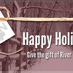 Give the Gift of River Valley Run