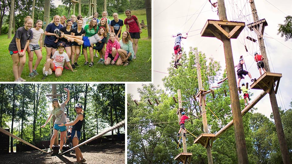 Frontier Town Teen Adventure Summer Camp River Valley Ranch
