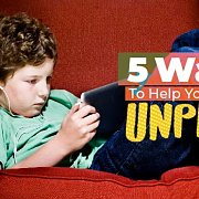 Free-Screening: 5 Ways to Help Your Child Unplug