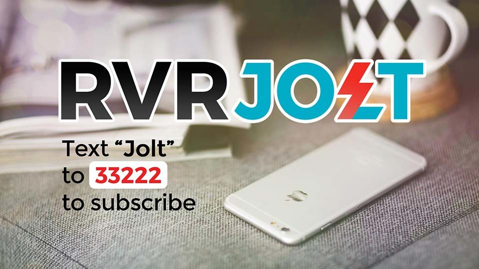 RVR Jolt text club