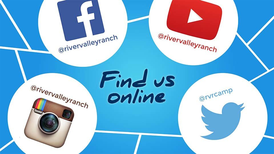 follow RVR on social media!