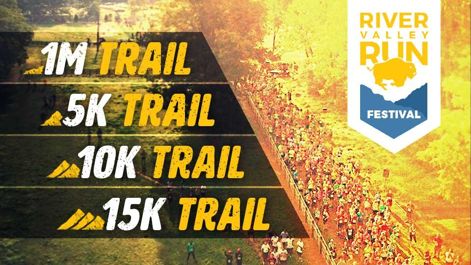 4 trail races to choose from