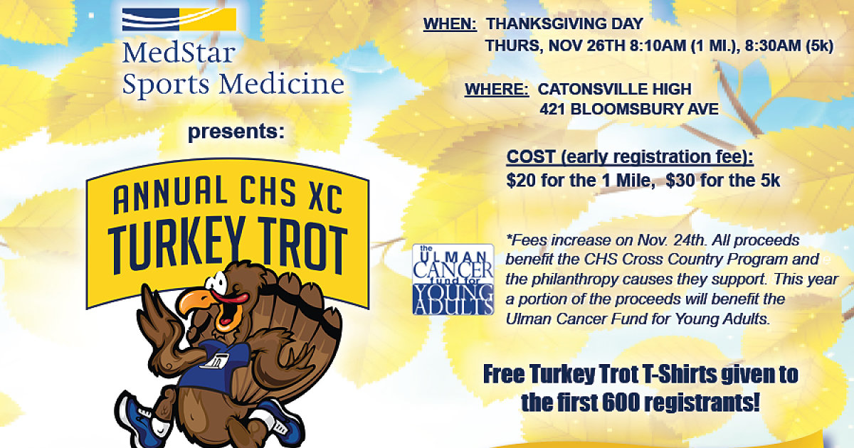 RVR Blog · Looking For A Trail Turkey Trot? Look No Further!   River