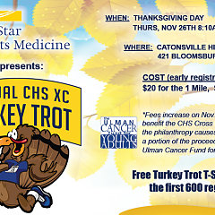 Looking For A Trail Turkey Trot?  Look No Further!