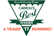 Voted Carroll's Best Summer Camp 4 years in a row!