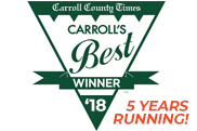 Voted Carroll's Best Summer Camp Since 2014