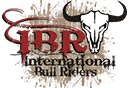 IBR Bull Riding logo