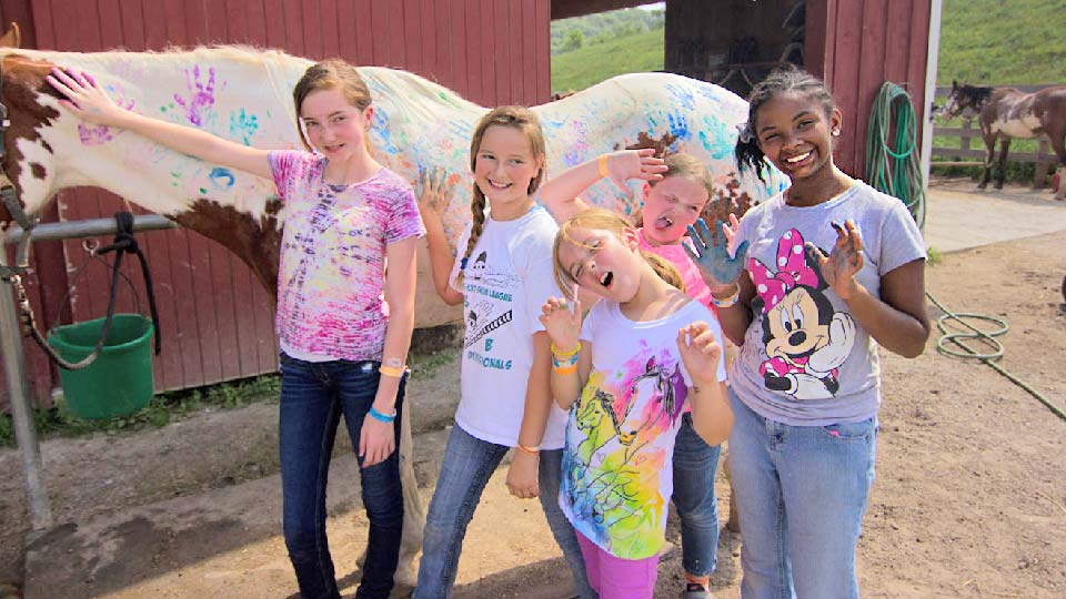 junior horse camp