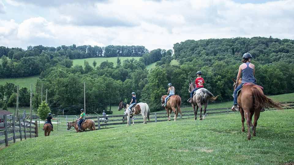Horseback Riding Trail Rides   River Valley Ranch