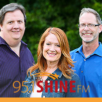 95.1 SHINE-FM Radio Hosts
