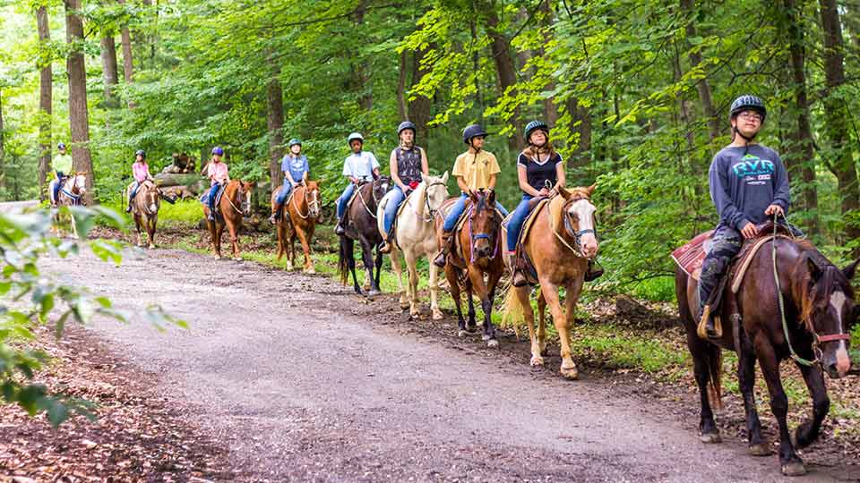 Carroll County Horse Trails