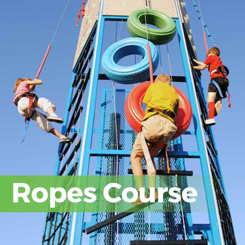 Vertical Ropes Course