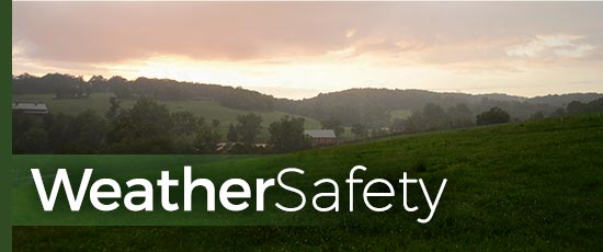Weather Safety